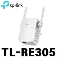 TP-LINK AC1200 Wi-Fi Range Extender TL-RE305 high-speed dual band Wifi extender
