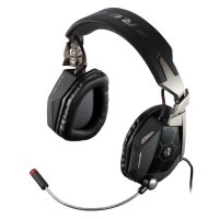 Mad Catz F.R.E.Q.5 Headset for PC and Mac - Black