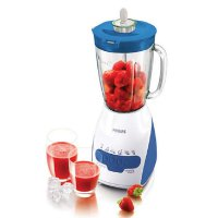 Philips HR-2115/33 Blender Berdiri - Biru