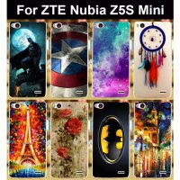 [globalbuy] 2015 New Real Colorful Transparent Sides Painted Protective Mobile Phone Case /1402822