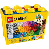 LEGO Classic # 10698 Large Creative Ideas Bricks Box with 2 Baseplate