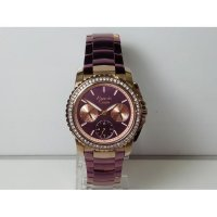 Jam Tangan Alexandre Christie 6455BFDR Purple Gold