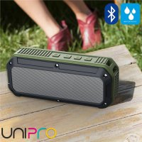 Speaker Outdoor SK-M8 Rugged Bluetooth 4.0 Aukey Waterproof IPX4
