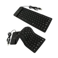 [KECIL] Keyboard Flexible Kecil Anti Air / Keyboard Lipat SJ0065