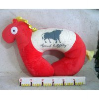 Bantal Boneka Leher Spanish Bullfighting Import Spanyol