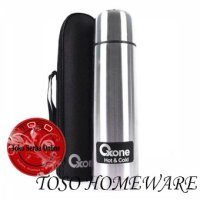 OXONE Termos Stainless Vacuum Flask Botol Minum 500mL - OX-500