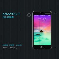 [Limited Offer] Tempered Glass Nillkin LG K10 2017 Amazing H