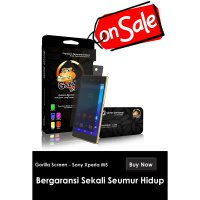 Anti Gores - GOSCREEN SONY XPERIA M5