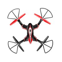 Syma X56W Drone With 0.3MP HD Camera 4CH Remote Control Quadcopter - Hitam