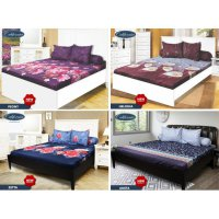 Sprei/Seprai California uk 180x200/160x200