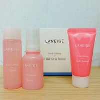 Laneige Fresh Calming Trial Kit 3 Item