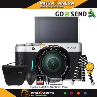 Fujifilm X-A10 Kit 16-50mm Paket