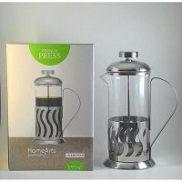 Akebonno French Press Coffee Maker Home Arts Premium 350 ml for 3 Cu