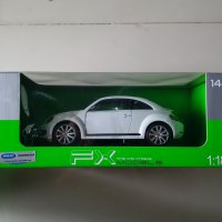 Nex Welly Diecast Car 2012 New VW Beetle 1/18