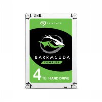 Seagate Barracuda 4TB - Hardisk Internal 3.5' For PC