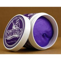 SUAVECITO COLOR COLORING HAIR CLAY WAX POMADE PEWARNA RAMBUT NON PERMANEN WARNA UNGU PURPLE COLOUR