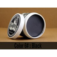 SUAVECITO COLOR COLORING HAIR CLAY WAX POMADE PEWARNA RAMBUT NON PERMANEN WARNA HITAM BLACK COLOUR