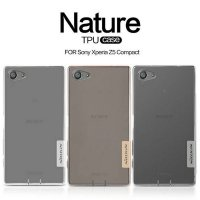 [Ready] Soft Case Nillkin Sony Xperia Z5 Compat TPU Nature Series