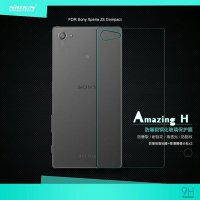[Dijamin] Tempered Glass Nillkin Back Sony Xperia Z5 Compat Amazing H