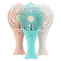 Robot RT-BF07 Kipas Powerbank Portable Handy Fan