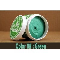 SUAVECITO COLOR COLORING HAIR CLAY WAX POMADE PEWARNA RAMBUT NON PERMANEN WARNA HIJAU GREEN COLOUR