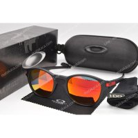 Kacamata Sunglasses Latch Round Fire