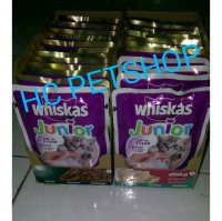 Whiskas Junior 85 Gr