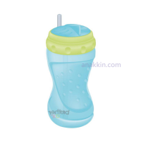 Brother Max Swivel Straw Bottle Twist & Go Sipper 360ml / gelas bayi murah / botol minum anak
