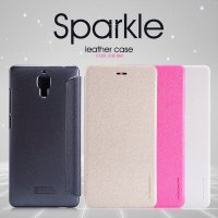 (Limited Offer) Flip Case Nillkin Xiaomi Mi4 Sparkle Series