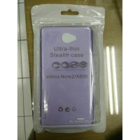 Jelly Case Infinix Note 2 X600