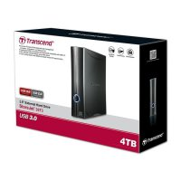 Transcend StoreJet 35T3 USB 3.0 4TB 3.5' (With Adapter)