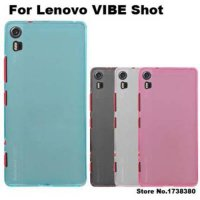[globalbuy] Lenovo VIBE Shot Case Cover Matte Pudding Soft TPU Phone Cover Protective Case/1248122