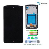 [macyskorea] Teseko Touch Screen Digitizer LCD Display for Google LG Nexus 5 D820 with Pre/18732780