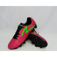 Sepatu Specs Bola Diablo Fg - Dark Red Opal Green Black