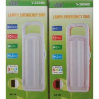 Lampu Emergency LED VDR 28SMD
