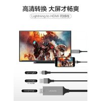 iPhone to HDMI USAMS Lightning to HDMI Cable Adaptor for Apple Devices