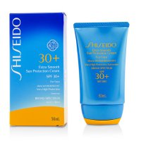 Shiseido Extra Smooth Sun Protection Cream SPF 30+ (For Face) (Exp. Date: 10/2018) 50ml/1.7oz