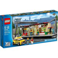LEGO City # 60050 Train Station Series New Original Segel