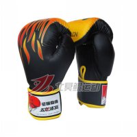 Hot Deal's WOLON Fire Fist Gloves Boxing Sarung Tinju Full Glove