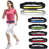 IBS Single Bag Sport Waterproof Waist Tas Pinggang Sabuk Gesper Anti air