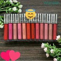 WARDAH LIP CREAM EXCLUSIVE MATTE, WARDAH LIPCREAM, LIP CREAM WARDAH, READY NO 09