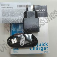 charger sony ep881 original
