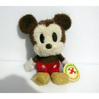Boneka Mickey Mouse Noconoco Friends Original SEGA Japan