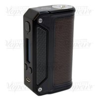 MOD VAPOR VAPE - THERION DNA166 BLACK CARBON - PEARL COFFEE