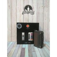 MOD VAPOR VAPE - THERION DNA 75C BLACK CARBON - PEARL COFFEE