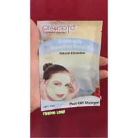 Masker Qiansoto Coffee Milk And Nourishing Peel Of Mask