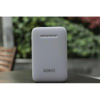Hot Deal's Powerbank Vivan Robot RT6800 / Power Bank Robot 6600 mAh / Ori / Real