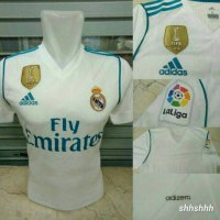 JERSEY REAL MADRID HOME ADIZERO 2017/2018 GRADE ORI