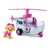 PPW106 Paw Patrol Skye High Flying Copter Vehicle w/ Figure Original Item