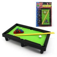[globalbuy] Mini Billiard Pool Ball Snooker Table Top Desktop Game Toy Set Kid Children Gi/1711894